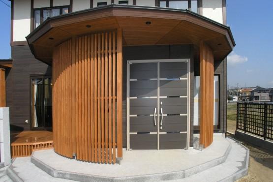 The Japanese 洋館