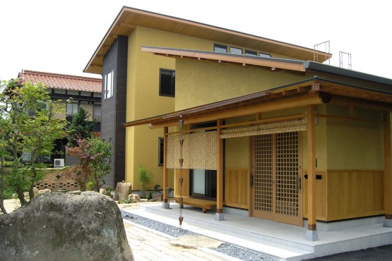 新日本の家